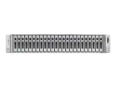 Cisco UCS SmartPlay Select C240 M5sx Advanced 2 Server rack-mountable 2U 2-way