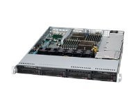 Supermicro A+ Server 1022G-NTF - Server - Rack-Montage - 1U - zweiweg - RAM 0 MB