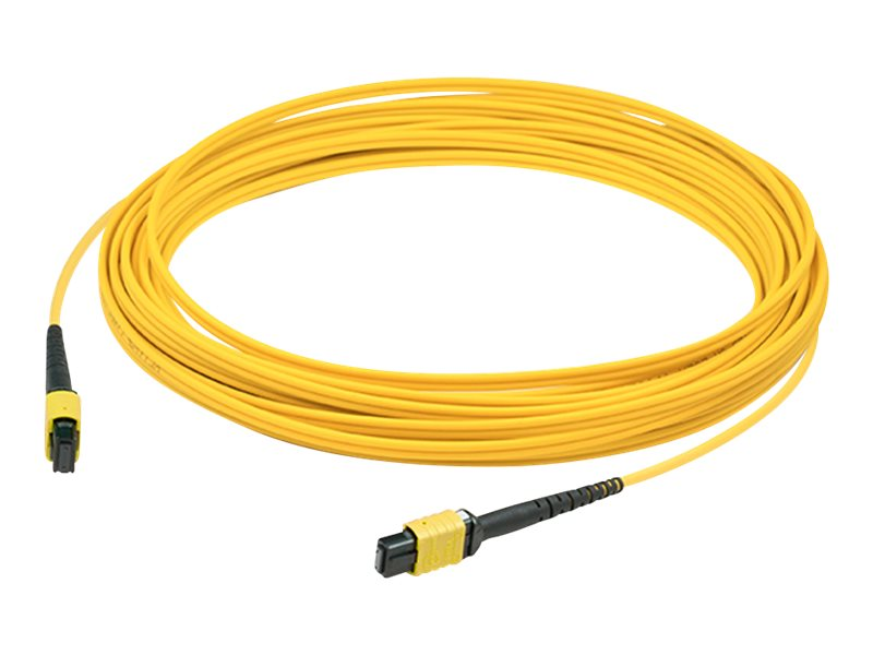 AddOn crossover cable - 30 m - yellow