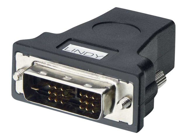 Lindy - Video adapter - HDMI (F) to DVI-D (M)