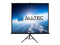 Alltec Screens Square Format Projection screen with tripod 113INCH (113 in) 1:1
