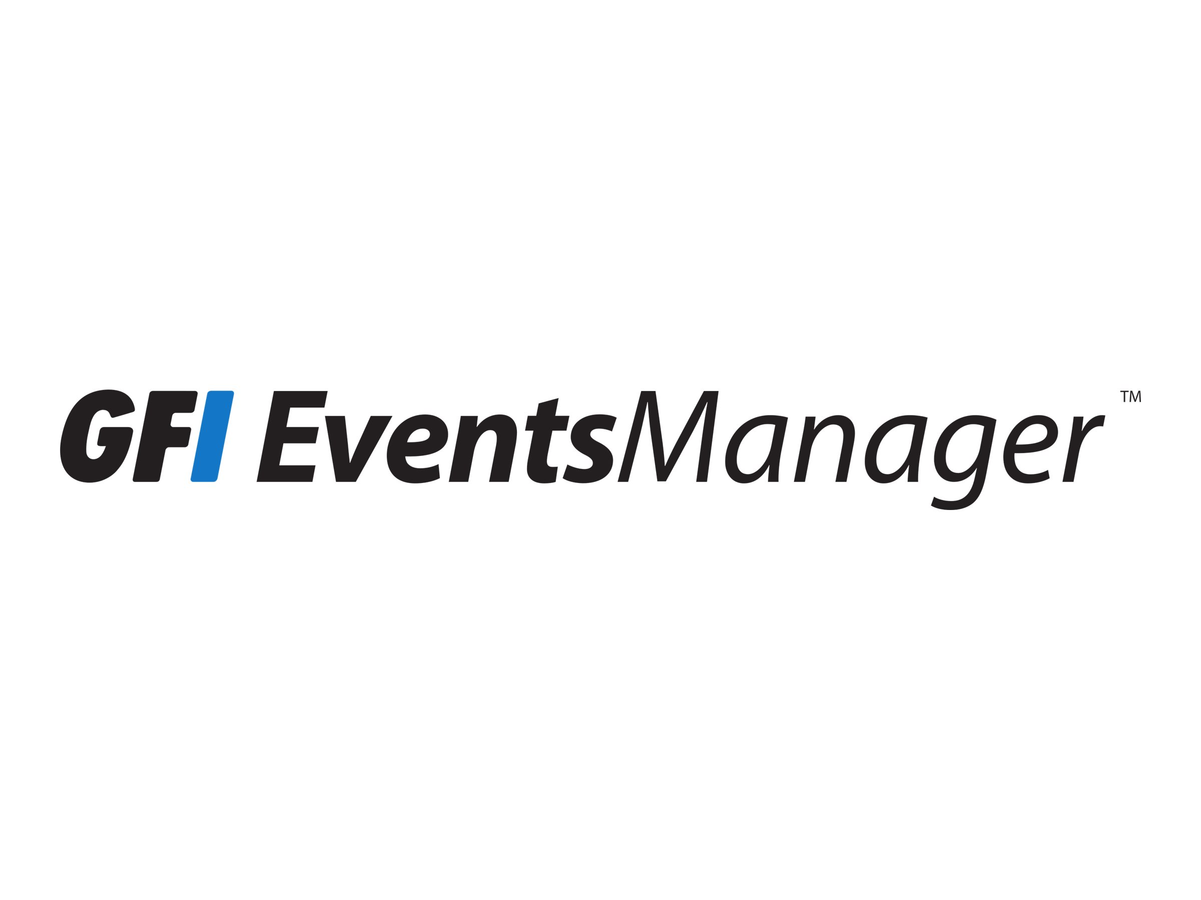 GFI EventsManager Professional Edition - license + 1 year Software Maintenance Agreement - 1 package