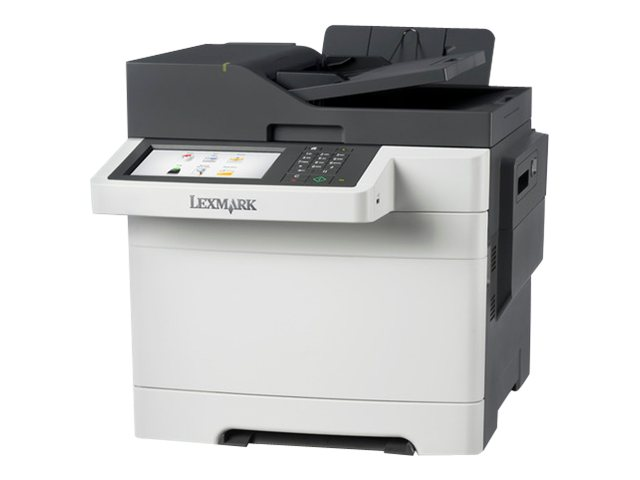 Lexmark CX510de - Multifunktionsdrucker - Farbe - Laser - Legal (216 x 356 mm) (Original) - Legal (Medien)