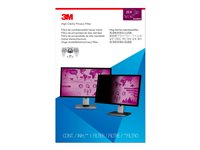 "3M High Clarity Privacy Filter for 22"" Widescreen Monitor (16:10) - Display privacy filter"