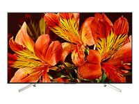 "Sony FW-49BZ35F - Classe 49"" BRAVIA Professional Displays TV LED - signalisation numérique - Android - 4K UHD (2160p) 3840 x 2160 - HDR - LED à éclairage direct, contraste de l'image - noir"