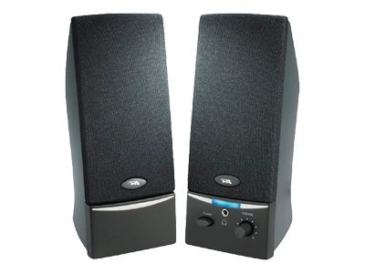 Cyber Acoustics CA-2012rb Speakers for PC 4 Watt (total)