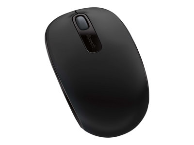Microsoft Wireless Mobile Mouse 1850 Optisk Trådløs Sort