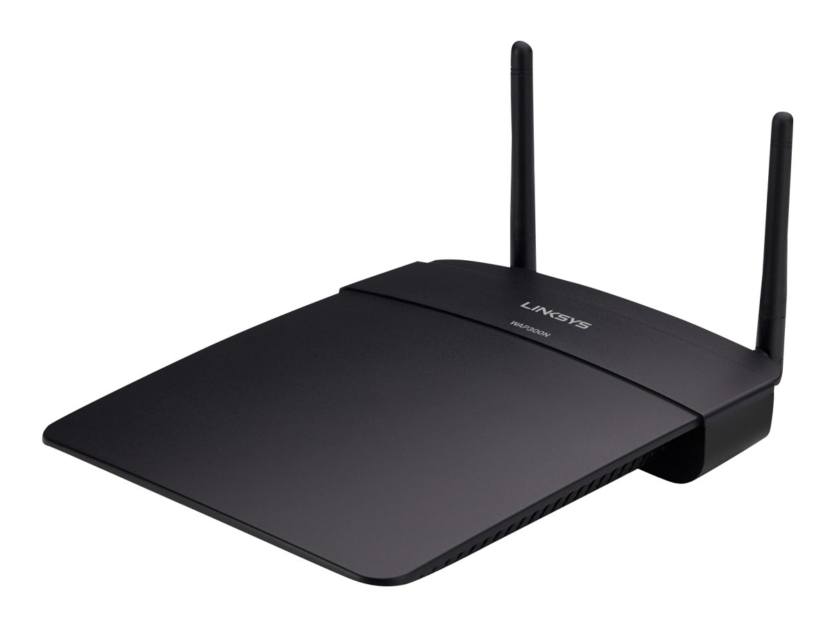 Linksys Wireless Access Point N300 Dual Band WAP300N - Drahtlose Basisstation - Wi-Fi - Dualband