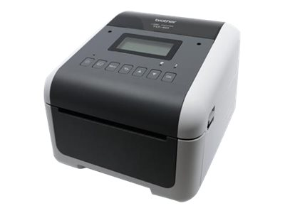 Brother TD-4550DNWB Label printer thermal paper  300 x 300 dpi up to 360 inch/min  image