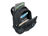 SOLO Laptop Backpack Notebook carrying backpack 17.3INCH black, blue