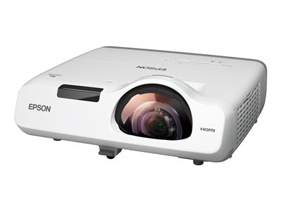 Epson PowerLite 520 3LCD projector 2700 lumens (white) 2700 lumens (color)