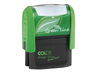 Tampons COLOP Printer 20 Green Line - tampon - PAYE