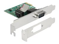 DeLOCK PCI Express Card to 1 x Serial RS-232 - Serieller Adapter