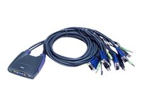Aten CS64U 4-Port USB KVM Switch