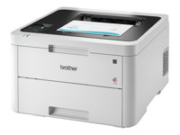 Brother HL-L3230CDW - Printer - color - Duplex - LED - A4/Legal - 2400 x 600 dpi - up to 25 ppm (mono) / up to 25 ppm (color) - capacity: 250 sheets - USB 2.0, LAN, Wi-Fi(n)