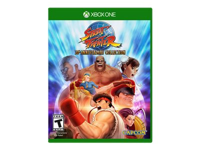Street Fighter 30th Anniversary Collection Xbox One