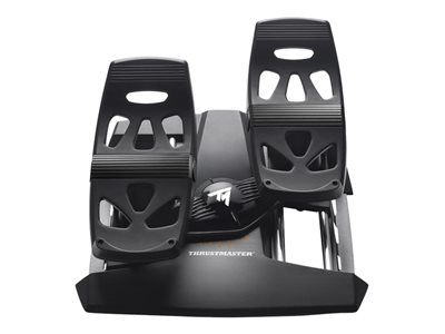 Thrustmaster T-Flight Rudder Pedals Sort