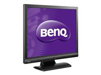 "BenQ BL702A - BL Series - LED monitor - 17"" - 1280 x 1024 - TN - 250 cd/m² - 1000:1 - 5 ms - VGA - black"