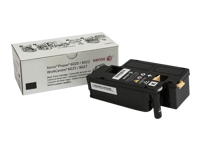 Xerox - Black - original - toner cartridge - for Phaser 6020V_BI, 6022/NI, 6022V_NI; WorkCentre 6025V_BI, 6027/NI, 6027V_NI