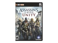 AssassinFEETs Creed Unity Win DVD