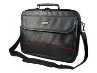 Klip Xtreme KNC-080 Classic - Notebook carrying case - 15.4""