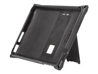 Targus Field-Ready Case Back cover for tablet polycarbonate thermoplastic black 8INCH
