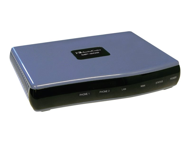 AudioCodes MediaPack Series MP-202 - VoIP phone adapter