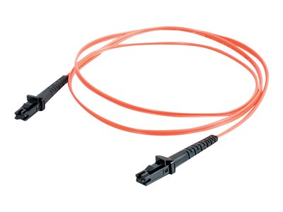 MTRJ to MTRJ 62.5//125 10M Multimode Duplex Fiber Optic Cable