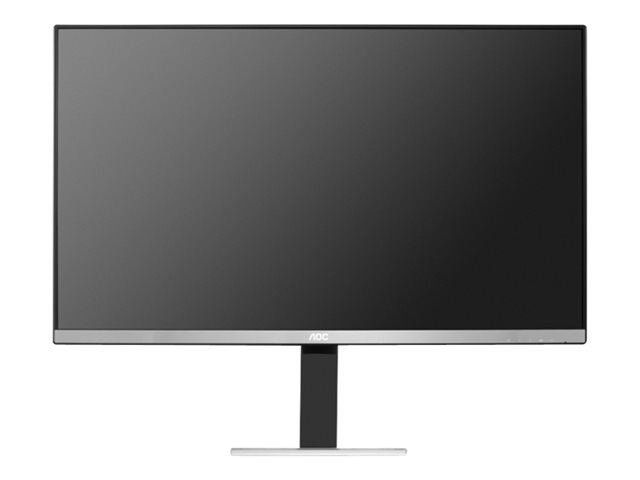 "AOC Pro-line Q2577PWQ - Écran LED - 25"" (25"" visualisable) - 2560 x 1440 - IPS - 350 cd/m² - 1000:1 - 5 ms - HDMI, MHL, DVI, DisplayPort, VGA - Noir/argent"