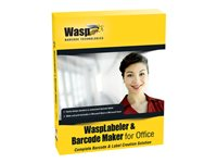 WaspLabeler License 1 user Win with Barcode Maker