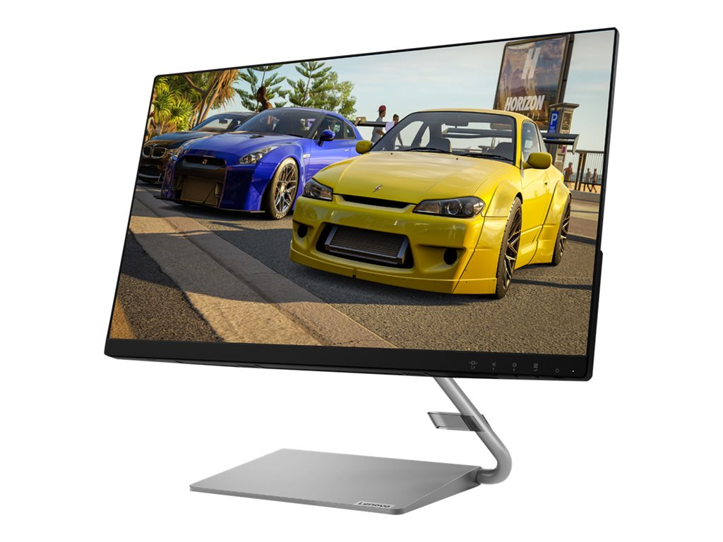 "Lenovo Q24i-10 - LED-Monitor - 60.5 cm (23.8"") (23.8"" sichtbar) - 1920 x 1080 Full HD (1080p) - IPS - 250 cd/m²"
