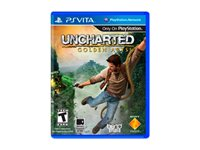 Uncharted Golden Abyss PlayStation Vita