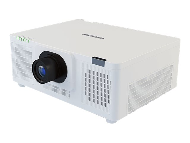 Christie DS Series LWU755-DS - 3LCD projector - white