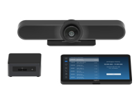 Picture of Logitech Tap for Zoom Small Rooms - video conferencing kit - with Intel NUC (Core i7) (TAPZOOMSMALL/