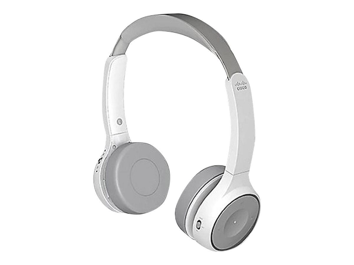 Cisco Headset 730 - headset - with charging stand