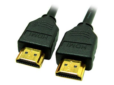Link Depot HDMI cable HDMI (M) to HDMI (M) 25 ft shielded