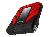 "ADATA HD710P - Disque dur - 1 To - externe (portable) - 2.5"" - USB 3.1 - rouge"