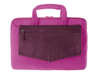 Tucano Work-out III Super Slim Bag Notebook carrying case 13INCH fuchsia