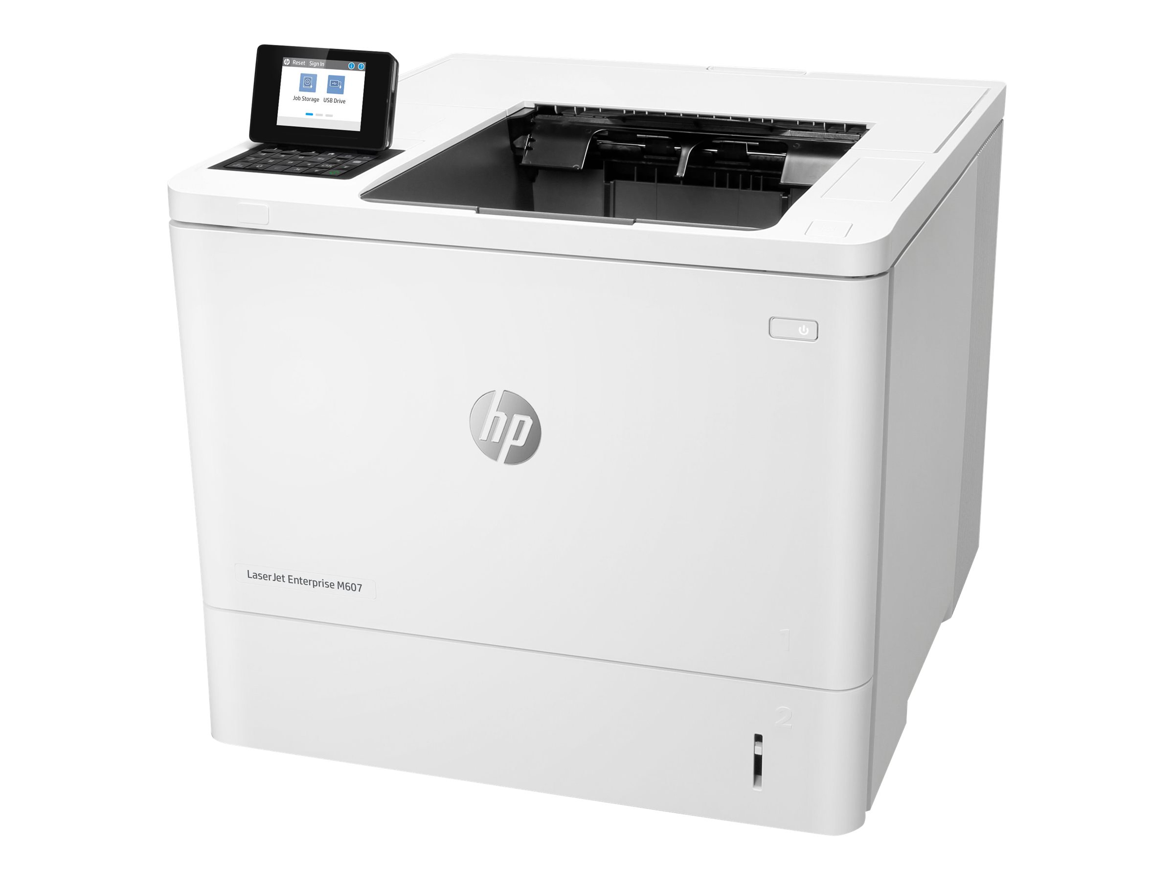 HP LaserJet Enterprise M607n - printer - B/W - laser
