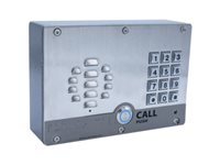 CyberData SIP Outdoor Intercom with Keypad IP intercom station wired 10/100 E