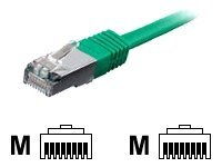 equip - Patch-Kabel - RJ-45 (M) bis RJ-45 (M) - 0.5 m - SF/UTP - CAT 5e