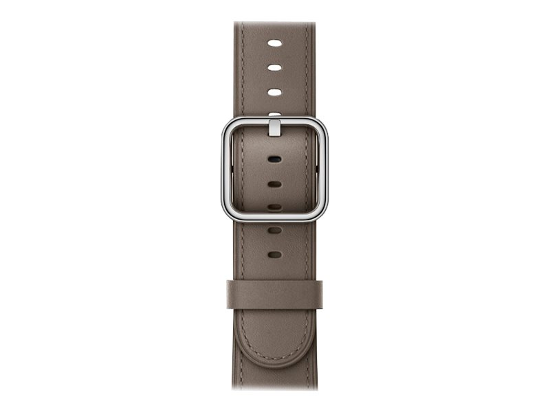 Apple 38mm Classic Buckle - Uhrarmband - 130 - 195 mm - Taupe - für Watch (38 mm)