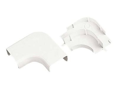 Panduit Pan-Way cable raceway right angle fitting