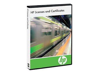 HPE additional license