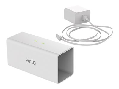 Arlo Pro Charging Station Power adapter and battery charger output connectors: 2
