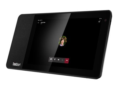 "Lenovo ThinkSmart View - smart display - LCD 8"" - wireless"
