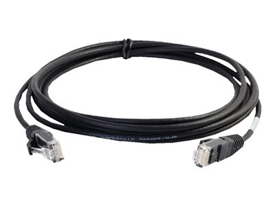 Axiom 2Ft Cat6 550Mhz Patch Cable Non-Booted Red