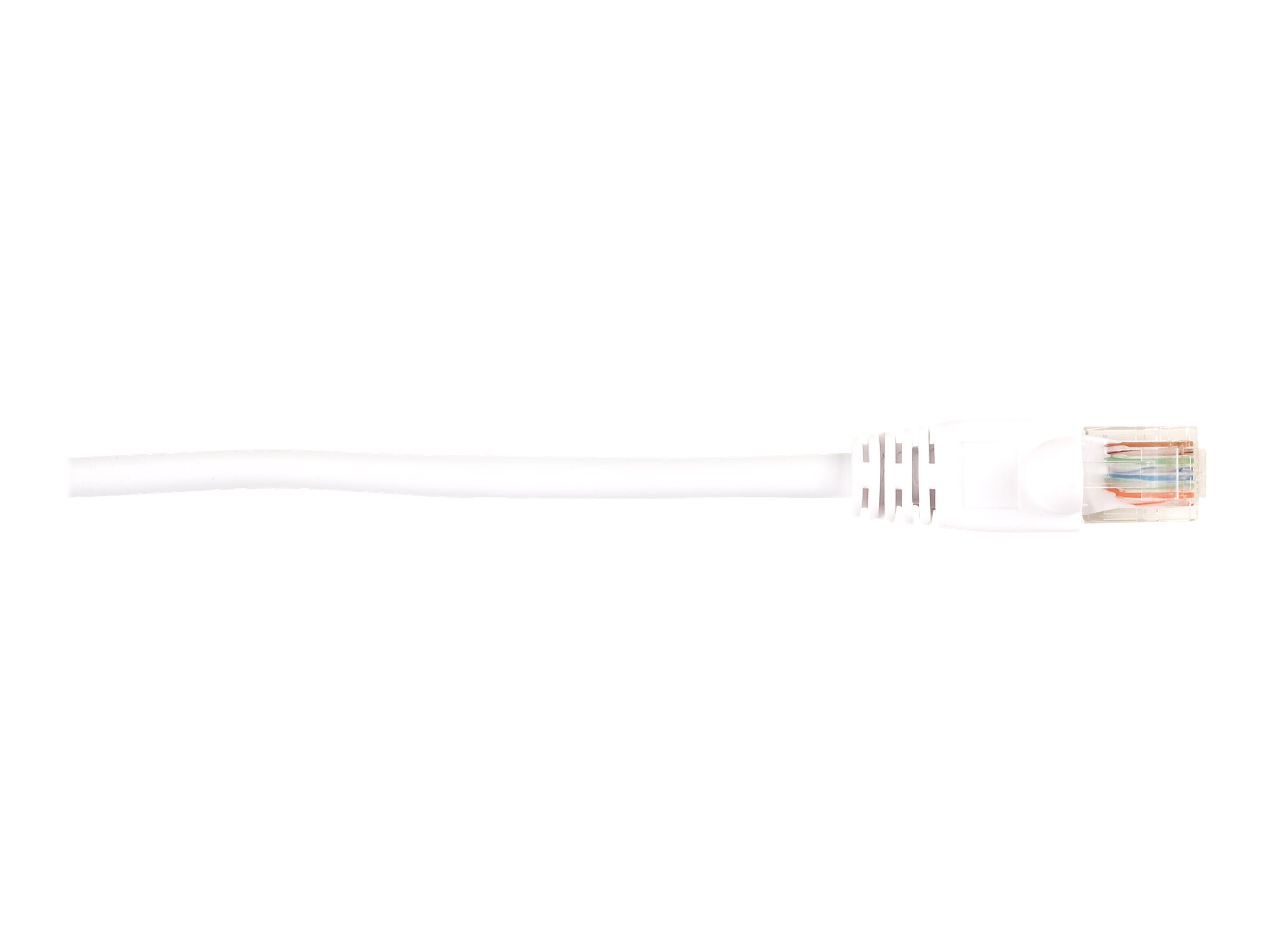 Black Box patch cable - 4.5 m - white
