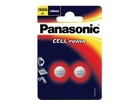 Panasonic CR2025L/2BP - Batterie 2 x CR2025 Li 165 mAh