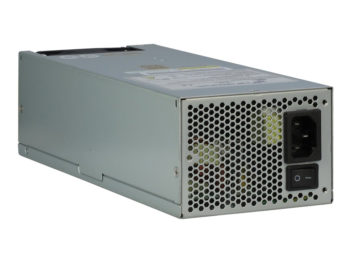 Inter-Tech FSP500-702UH - Stromversorgung (intern) - 80 PLUS Bronze - Wechselstrom 115/230 V - 500 Watt - aktive PFC